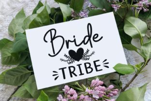 Bride Tribe Svg | Wedding Graphic Illustrations By VectorEnvy