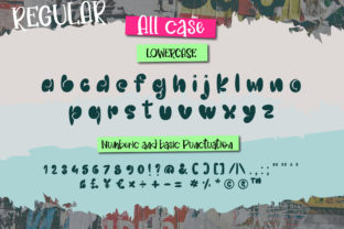 Print on Demand: Your Name Display Font By BB Digital Arts 6