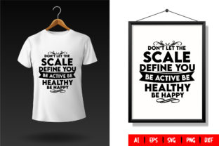 Gym T-Shirt Design Template 109 Graphic Print Templates By TriDraw