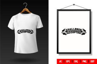 Gym T-Shirt Design Template 117 Graphic Print Templates By TriDraw