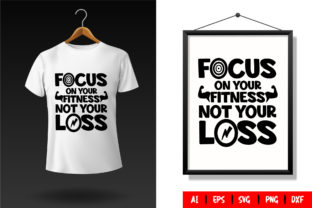 Gym T-Shirt Design Template 84 Graphic Print Templates By TriDraw