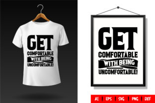 Gym T-Shirt Design Template 86 Graphic Print Templates By TriDraw