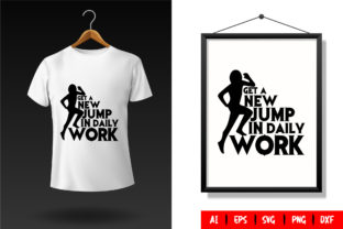 Gym T-Shirt Design Template 89 Graphic Print Templates By TriDraw