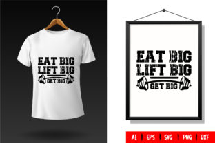 Gym T-Shirt Design Template 92 Graphic Print Templates By TriDraw