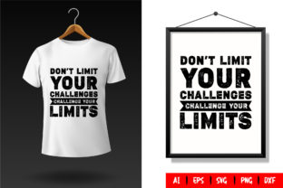 Gym T-Shirt Design Template 95 Graphic Print Templates By TriDraw
