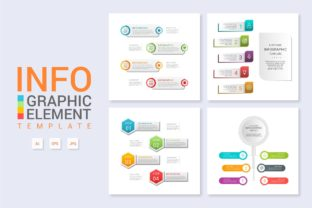 Infographic Template Vol.14 Graphic Infographics By Eight Template Studio