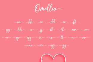 Print on Demand: Omellia Serif Font By Fallengraphic 3