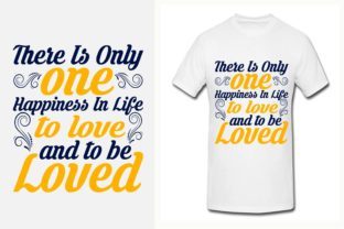 There is Only One Happiness Grafik Druck-Templates von Ador Hasan