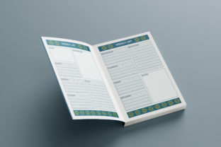 Father Weekly Planner - 4