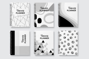 Print on Demand: Printable Business Planner Pack Graphic KDP Interiors By AmitDebnath 10