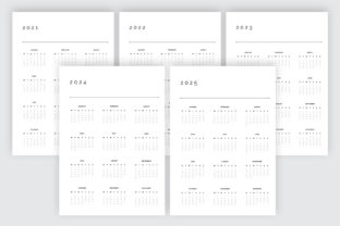 Print on Demand: Printable Business Planner Pack Graphic KDP Interiors By AmitDebnath 2