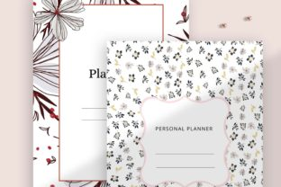 Print on Demand: Ultimate Printable Planner Bundle Graphic KDP Interiors By AmitDebnath 3