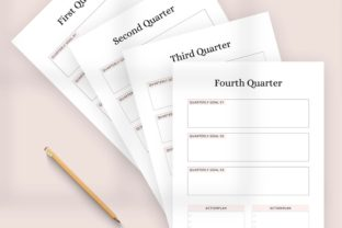 Print on Demand: Ultimate Printable Planner Bundle Graphic KDP Interiors By AmitDebnath 4