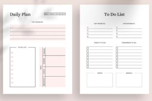 Print on Demand: Ultimate Printable Planner Bundle Graphic KDP Interiors By AmitDebnath 8