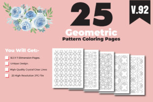 Print on Demand: Adult Coloring Book Design by Patterns Graphic Coloring Pages & Books Adults By ivect