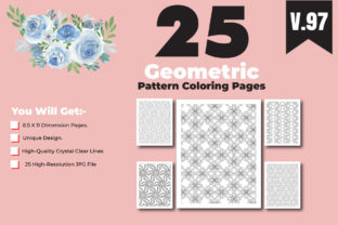 Print on Demand: Coloring Pages Design for Relaxation-KDP Graphic Coloring Pages & Books Adults By ivect
