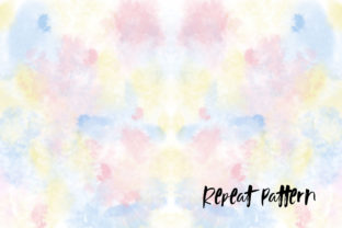 Pastel Tie-Dye Backgrounds Graphic Patterns By TheGypsyGoddess 10