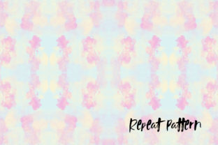 Pastel Tie-Dye Backgrounds Graphic Patterns By TheGypsyGoddess 12