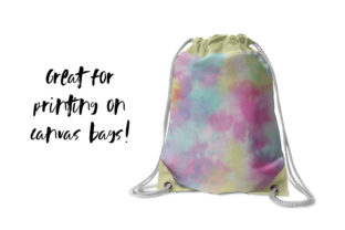 Pastel Tie-Dye Backgrounds Graphic Patterns By TheGypsyGoddess 5
