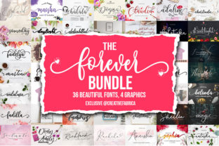 The Forever Bundle Bundle By Mrletters