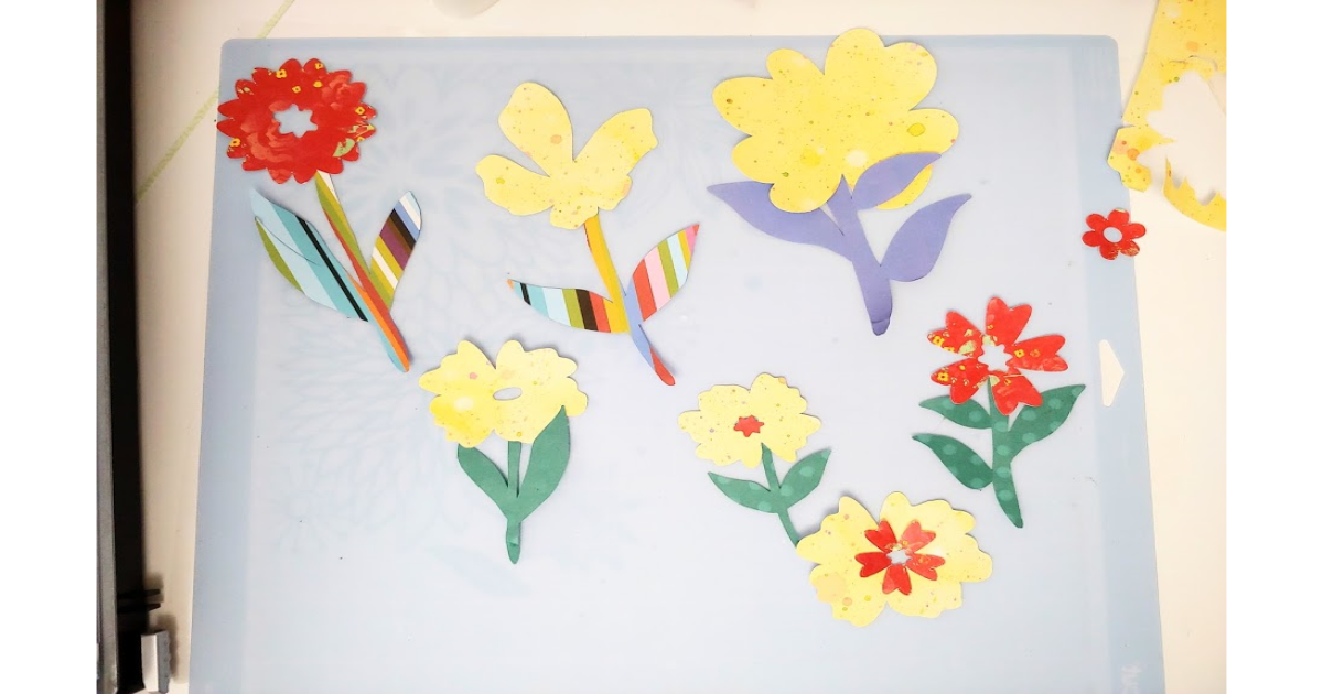 Easy Paper Flowers for Spring main article image