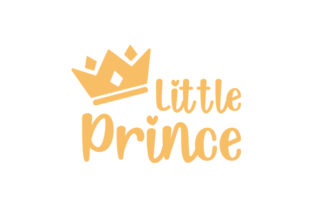 Little Prince Baby Craft Cut File By Creative Fabrica Crafts