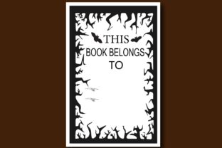 100+ Page HORROR KDP Low Vision Notebook Graphic KDP Interiors By Ador Hasan 2