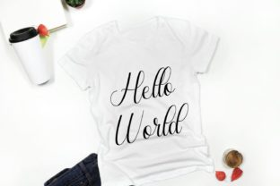 Print on Demand: Crafty Holiday Script & Handwritten Font By fiqiart 3