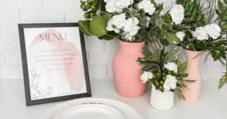 Unique and Affordable Bridal Shower Decorations