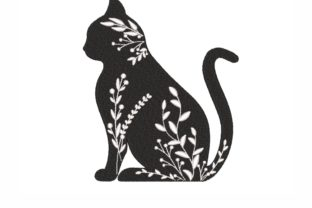 Cat Cats Embroidery Design By SonyaEmbroideryStore