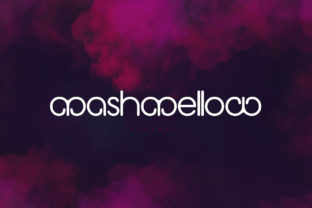 Print on Demand: Mashmellow Display Font By eafonts
