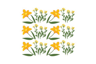 Plant Print Spring Craft Cut File By Creative Fabrica Crafts