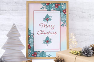 Print on Demand: Merry Christmas! CLIPART Holiday Planner Graphic Illustrations By LerVik 4