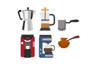 Coffee Makers Coffee Craft Cut File By Creative Fabrica Crafts