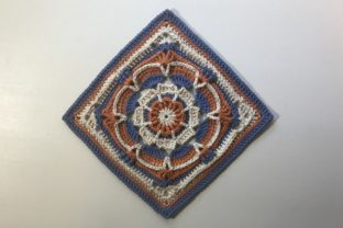 Margaret Square Graphic Crochet Patterns By AYarnofSerendipity 2
