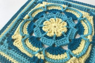 Margaret Square Graphic Crochet Patterns By AYarnofSerendipity 3