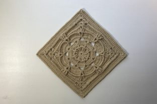 Margaret Square Graphic Crochet Patterns By AYarnofSerendipity 7