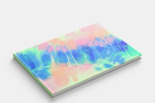 Neon Tie-Dye Vol. 4 Backgrounds Graphic Patterns By TheGypsyGoddess 3
