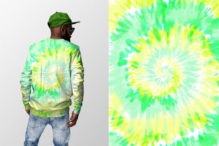 Neon Tie-Dye Vol. 4 Backgrounds Graphic Patterns By TheGypsyGoddess 7