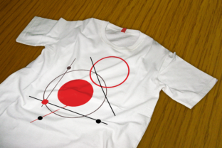 Print on Demand: Round Lines T-shirt Design SVG Graphic Print Templates By Printable Pro Store
