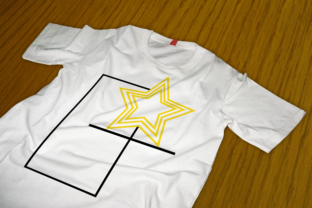 Print on Demand: Star T-shirt Design SVG Graphic Print Templates By Printable Pro Store