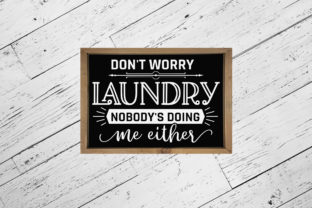 Laundry Room Sayings Bundle | 30 Designs Graphic Crafts By CraftlabSVG 11