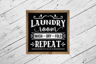 Laundry Room Sayings Bundle | 30 Designs Graphic Crafts By CraftlabSVG 14