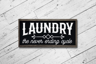 Laundry Room Sayings Bundle | 30 Designs Graphic Crafts By CraftlabSVG 16
