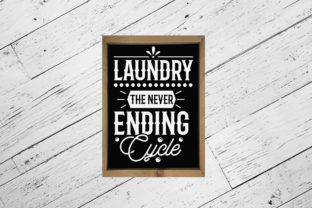 Laundry Room Sayings Bundle | 30 Designs Graphic Crafts By CraftlabSVG 17