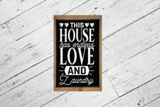 Laundry Room Sayings Bundle | 30 Designs Graphic Crafts By CraftlabSVG 19