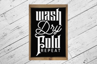 Laundry Room Sayings Bundle | 30 Designs Graphic Crafts By CraftlabSVG 20
