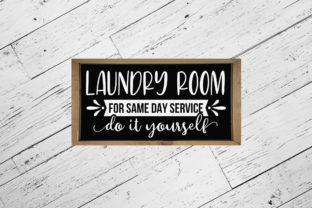 Laundry Room Sayings Bundle | 30 Designs Graphic Crafts By CraftlabSVG 9