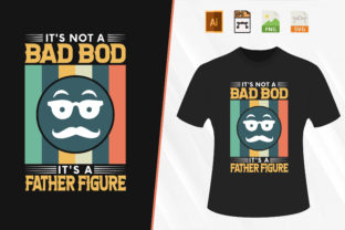 Print on Demand: Father's Day  T-shirt 2021. Graphic Print Templates By Trendy Graphics