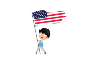 Independence Day of the Usa 4 Th July Graphic Illustrations By zia studio